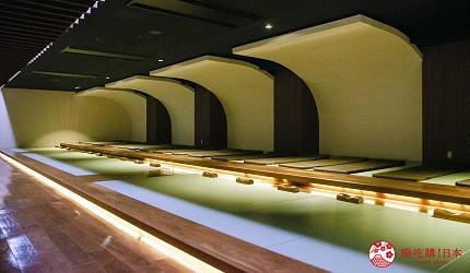 日本親子景點推薦推介箱根穿泳衣也能泡的合家歡溫泉水上樂園箱根小涌園 Yunessun的免費休憩室