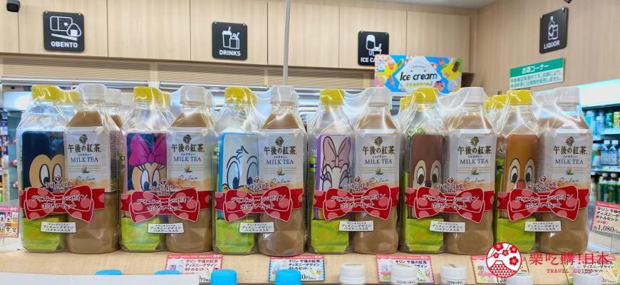 这次不是娃娃?日本限定「午后的红茶 X 迪士尼」联名瓶装组合又来烧粉丝啦!