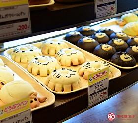 东京赏樱亲子游必到上野L'UENO吃日本最有名的速食LOTTERIA的狮子乌龟小熊造型面包