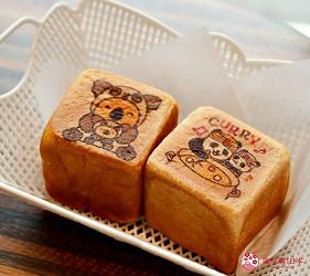 东京赏樱亲子游必到上野L'UENO吃日本最有名的速食LOTTERIA的乐天小熊图案面包