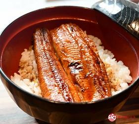 东京赏樱亲子游必到上野L'UENO吃日本最有名的速食LOTTERIA的鳗鱼饭