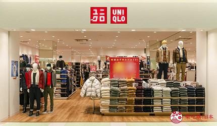 东京购物商场Ario北砂uniqlo