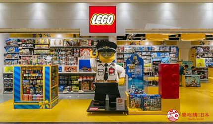 2020成田機場必逛免稅店LEGO樂高