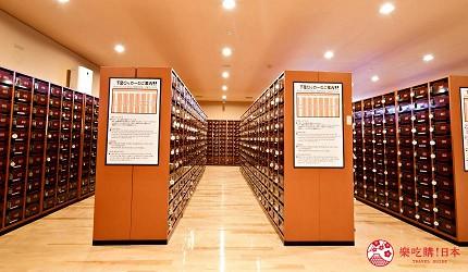東京溫泉推介推薦台場大江戶溫泉物語門口鞋櫃