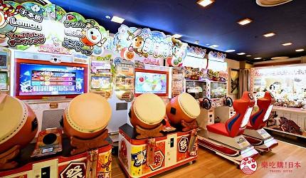 東京溫泉推介推薦台場大江戶溫泉物語遊戲中心