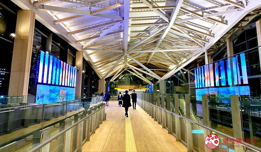 東京自由行東京2021新景點新開幕景點推薦jr山手線新車站高輪gateway